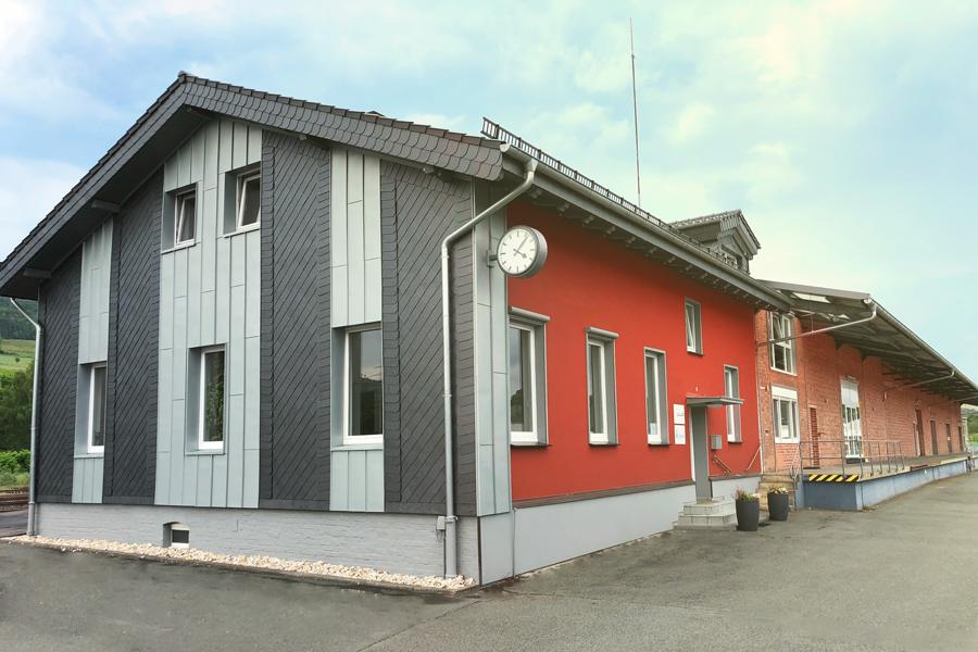 KDW Plus Service Gebäude in Bestwig