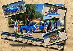 KDW Mitarbeiter feiern die Fussball WM 2018