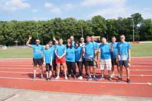 Spendenlauf Greifswald 20.06.2018