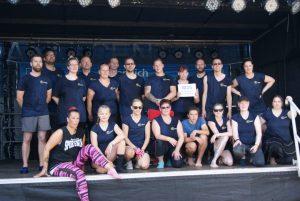 Das Team Drachenbootrennen Greifswald 15.06.2018