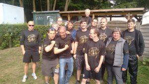 Drachenbootrennen Wild Water Kings Team KDW Neubrandenburg Neustrelitz