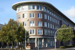 Das Gebäude der der Technical Help in Neubrandenburg