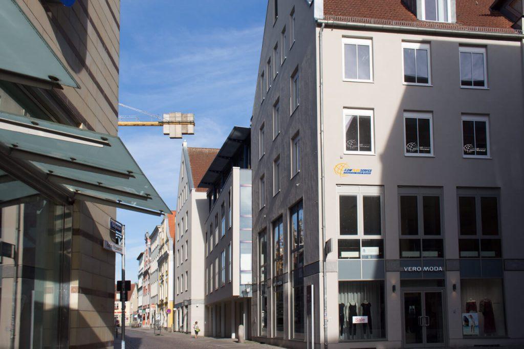 KDW Standort Stralsund