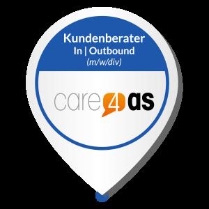 care4as - Eggebek & Flensburg! offene Stellen! Kundenberater