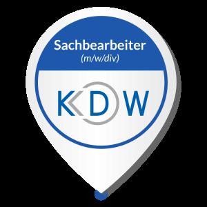 Jobangebot KDW Technical Help GmbH Sachbearbeiter Kundenberater