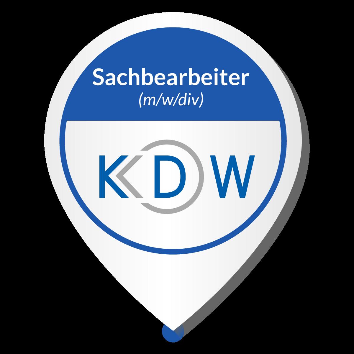 Jobangebot KDW Technical Help GmbH Sachbarbeiter