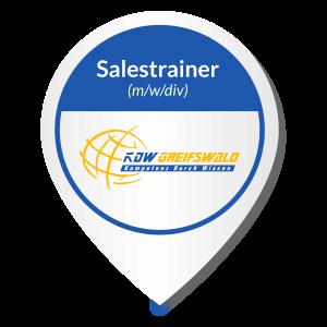 Jobangebot KDW Greifswald GmbH Salestrainer