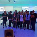 Mobile Retention Team Projekt Party in der Boa Bowlingarena