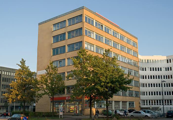 KDW Plus Service Gebäude Hamburg