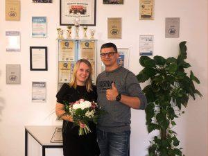 Anne Marie Fachtrainerin KDW Technical Help Neustrelitz
