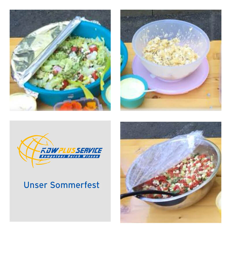 Sommerfest KDW Saalfeld Essen