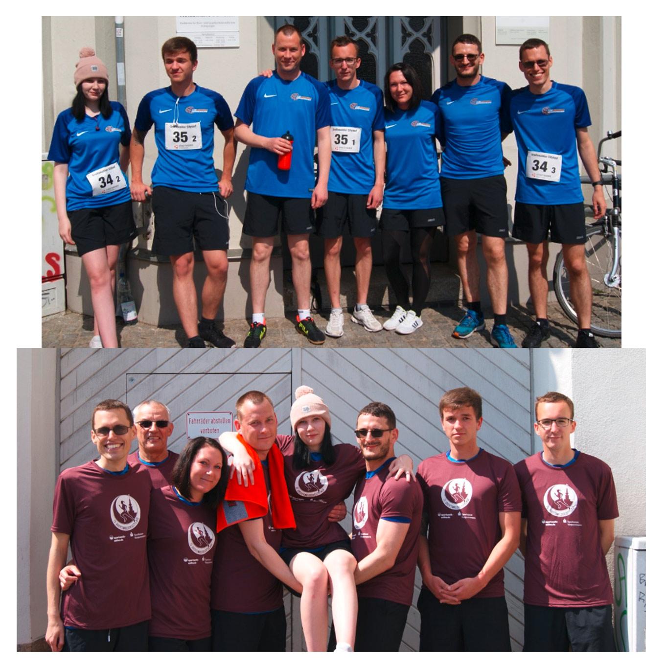 KDW Greifswald |Teilnahme beim 13. Greifswalder Citylauf am 18. Mai 2019
